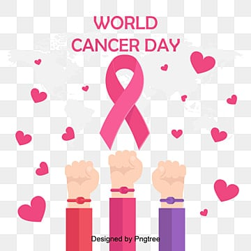 care vector for world cancer day, World, Silk Ribbon, Healthcare PNG and Vector