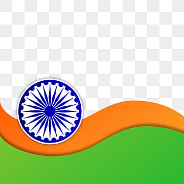 india republic day with wavy flag design vector, India, Republic, Wavy PNG and Vector
