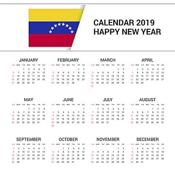 Calendario Vector Blanco.Venezuela Flag Png Vector Psd And Clipart With
