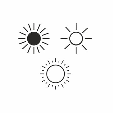 White Sun PNG Images   Vector and PSD Files   Free Download on Pngtree