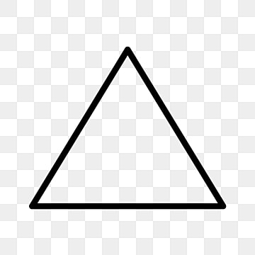 Triangle Png, Vector, PSD, and Clipart With Transparent ...