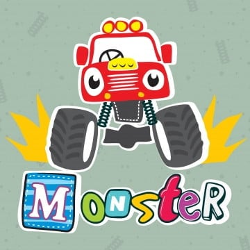 Monster Trucks Png Vector Psd And Clipart With Transparent Background For Free Download Pngtree