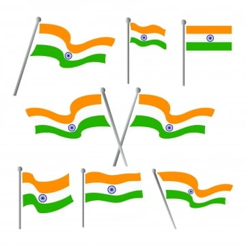 india flag vector illustration colors and proportion national isolated emblem concept eps, Flag Of India, Indian Flag, Flags PNG and Vector