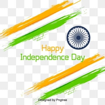 ink splashing style indian flag indian independence day windmill elements, India, Flag Of India, Independence Day Of India PNG and Vector