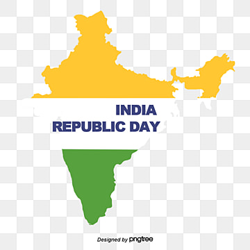 yellow green indian map indian flag indian independence day elemental simplicity, India, Flag Of India, Independence Day Of India PNG and PSD