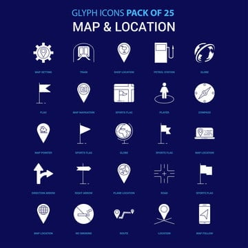 Geographic Location Of Blue Map, Map, Location, Green