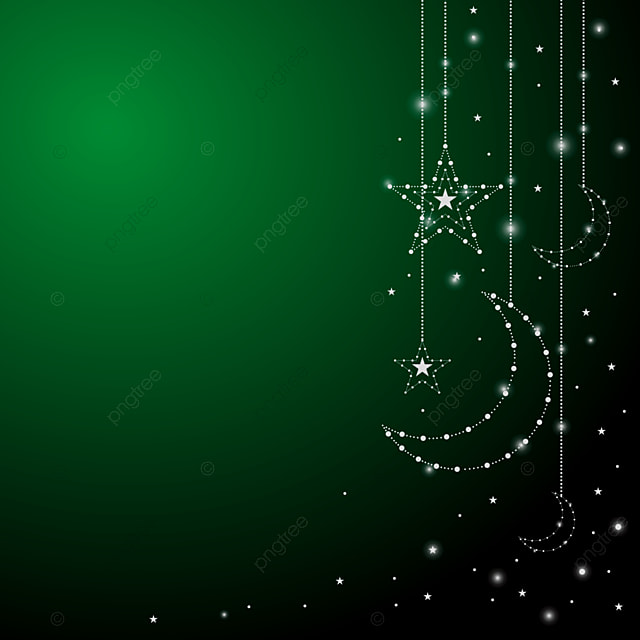 Green Islamic Background Ramadan Kareem Ramadan Eid Png Image And