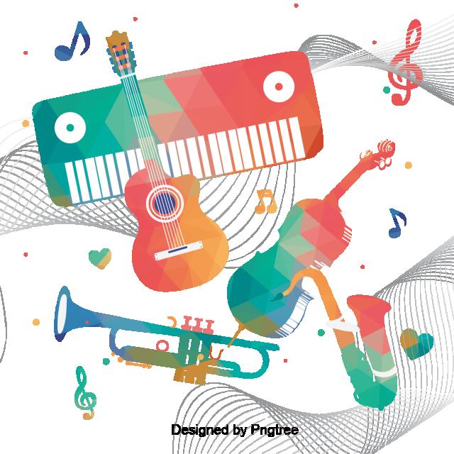 No Incorporar Instrumento Musical De Dibujos Animados Musica Albums