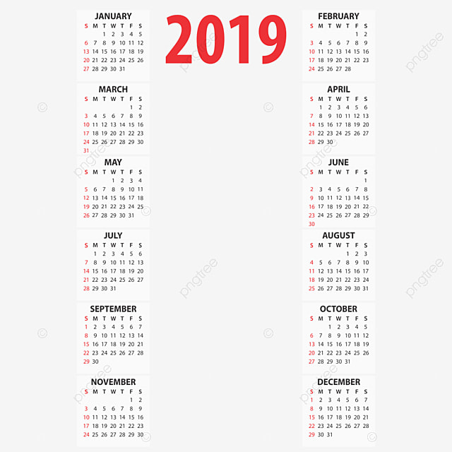 editable calendar 2019 2019 calendar year of pig 2019 png image and clipart