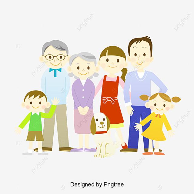 78 Gambar Gambar Kartun Keluarga Bahagia Kekinian