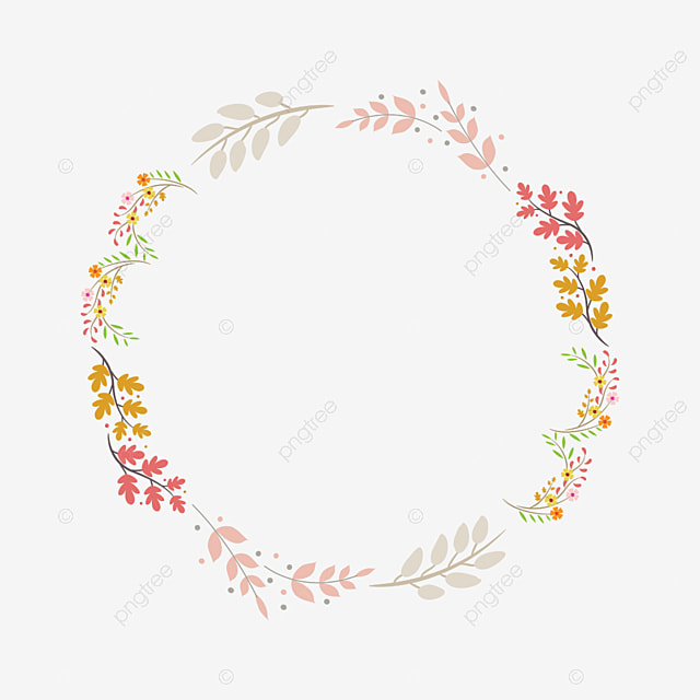 circle flower wreath contexte fronti u00e8re appartement png et