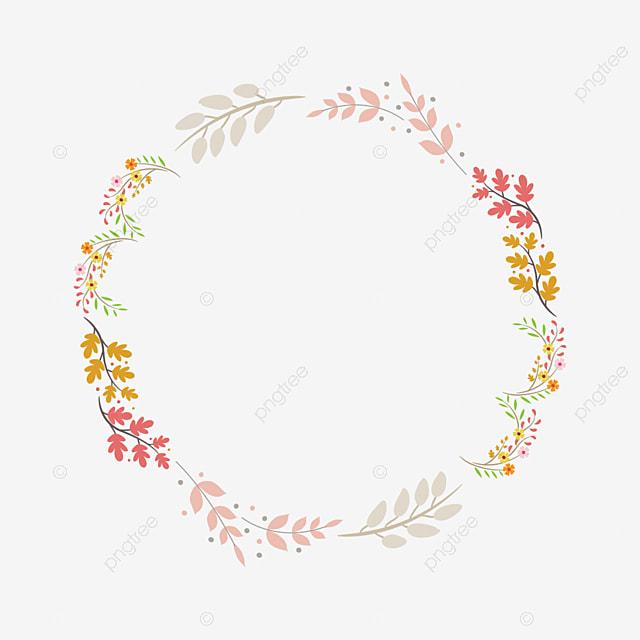 circle flower wreath contexte fronti u00e8re appartement png et