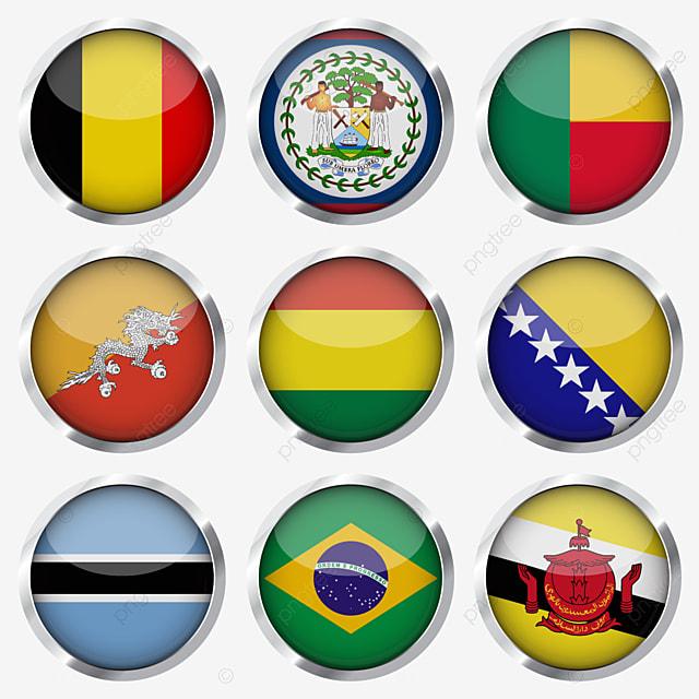 circle flags of belgium flag belize flag benin flag bhutan flag