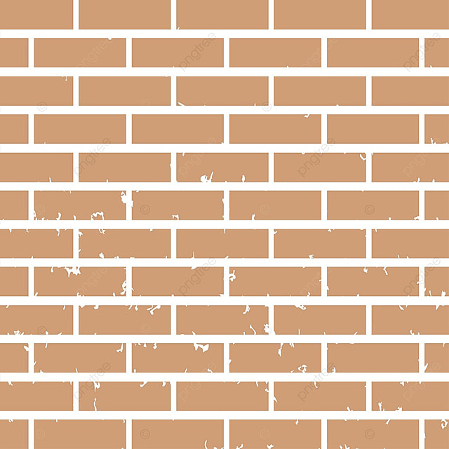 Brick Template | Brick Wall Graphic Template Symbol Design Vector Png And Vector