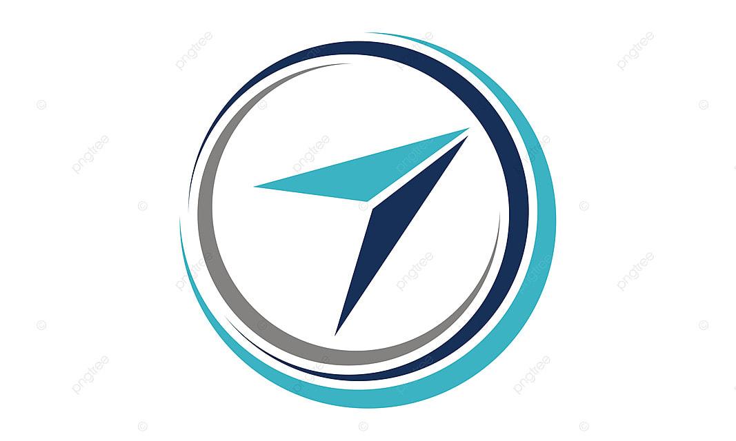 航空トレーニングロゴデザインテンプレートベクトル 交通 パイロット
