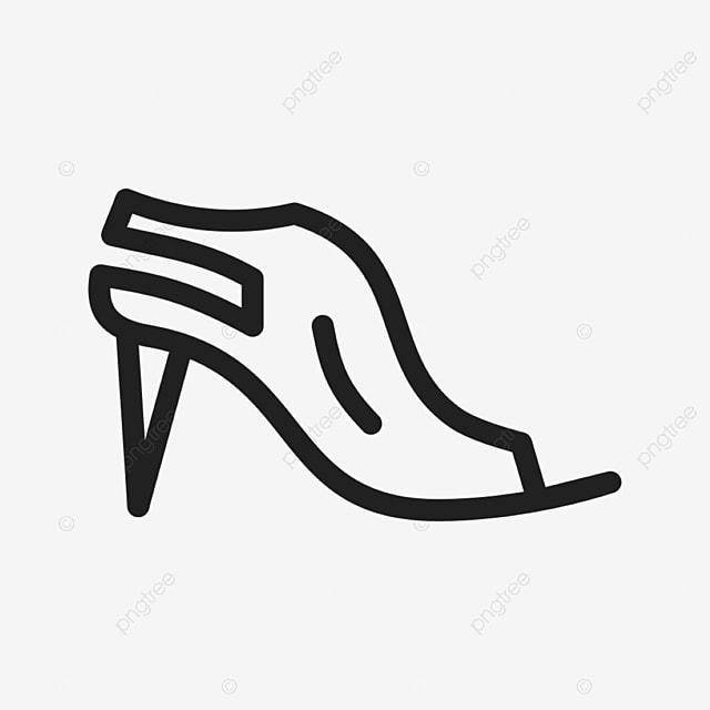 171f43f2c Linha Fashion Icon Moda Icon Conjunto PNG e vetor para download gratuito