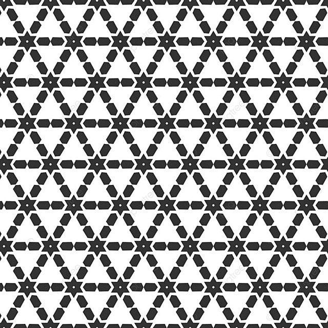 a409888cce lo schema geometrico astratto senza soluzione di continuità ripetere  geometriche in bianco e nero di consistenza Gratuito PNG e Vettore