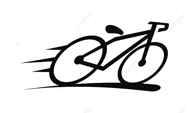 bike logo design template vector, Bicycle, Vector, Icon PNG and Vector