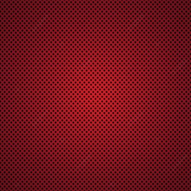 Red Carbon Fiber Texture Background Vector Illustration ...