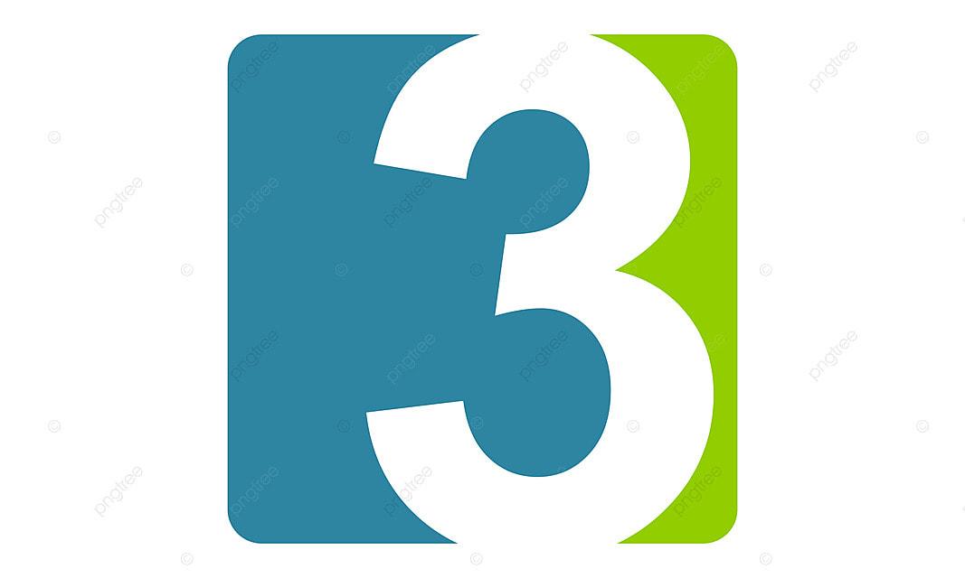 logo moderne num u00e9ro 3 ic u00f4ne vecteur mod u00e8le png et vecteur