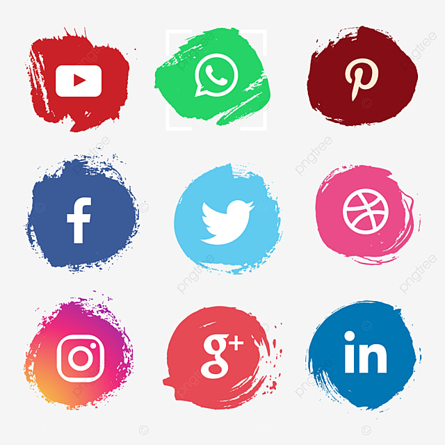 social media icon pack  instagram  ig  boomerang png and