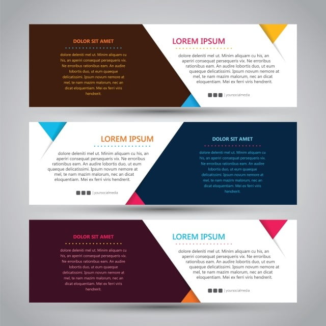 Background Material Design For Commercial Advertisement