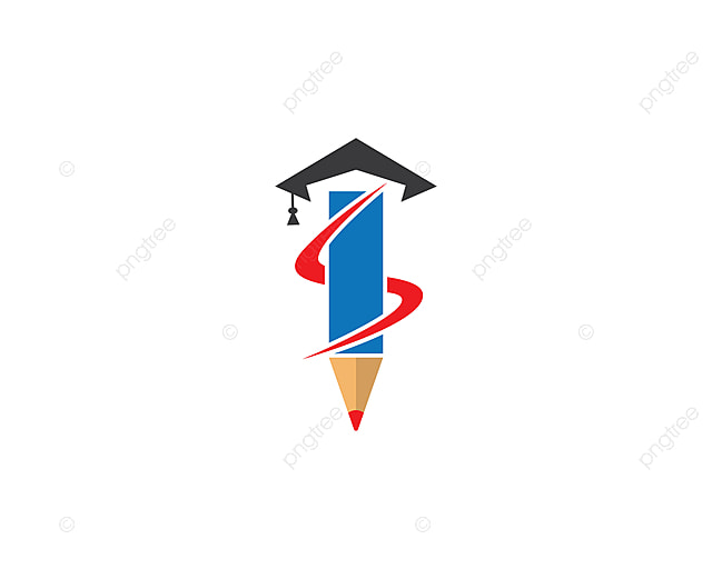 Education Logo Vector Template, Pencil, Education ...