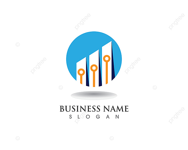 Finance Business Logo And Symbol Vector Png
