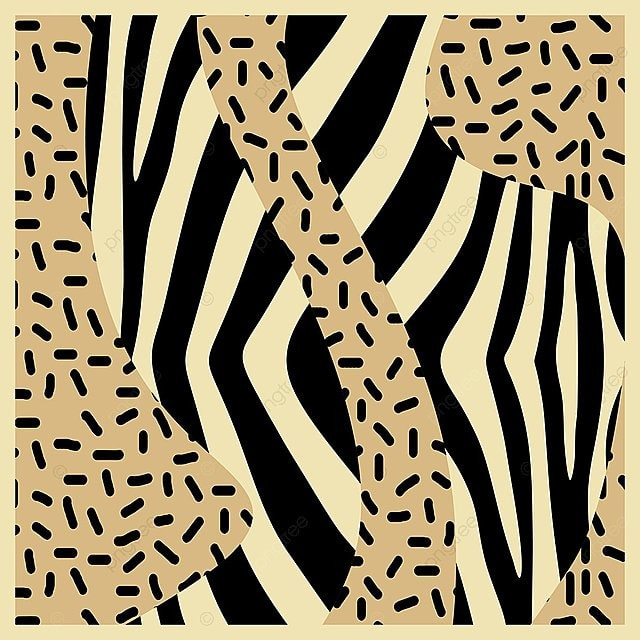 Geometric Unique Abstract Pattern Square Memphis 90s Trendy Hipster