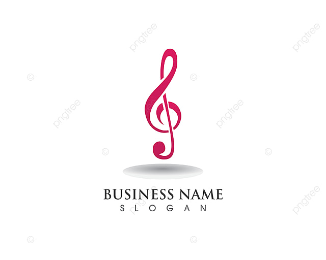 Music Note Symbol Logo And Icons Template, Action, Air