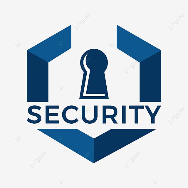 Creative Abstract Open Lock Logo. Security Logo Concept ...