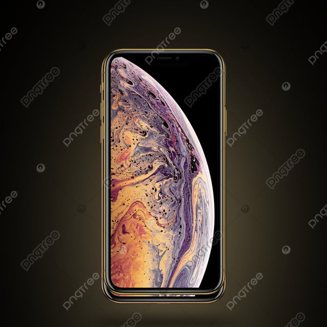 Iphone Xs Max Rose Gold Mockup Phototype Iphone Xr Iphone Png And