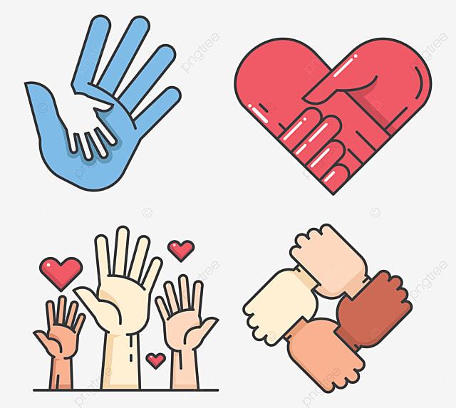 картинки символы дружбы рисовать больше