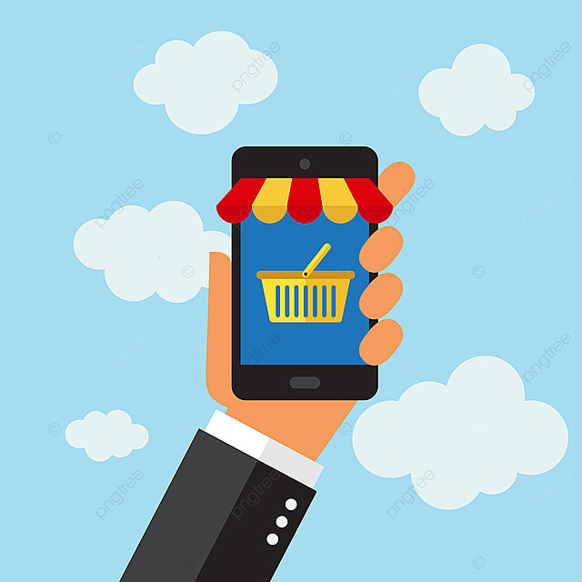 b34d3249d8e Online Shopping With Mobile Phone