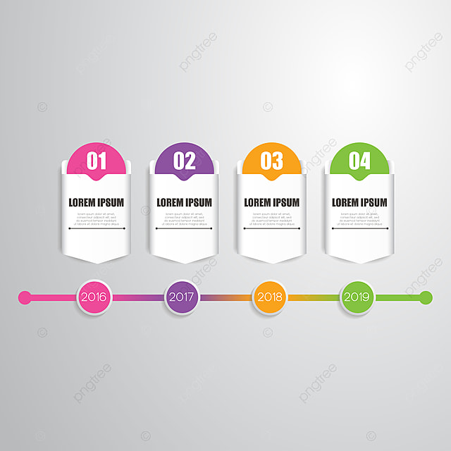 Timeline Infographic Template Template Infographic Timeline PNG