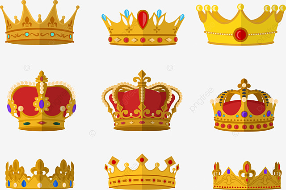 Corona Reina Aislado Corona Png Y Vector Para Descargar Gratis