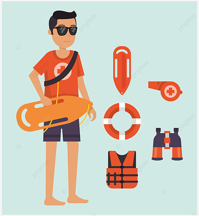 Lifeguard Png, Vector, PSD, and Clipart With Transparent ...