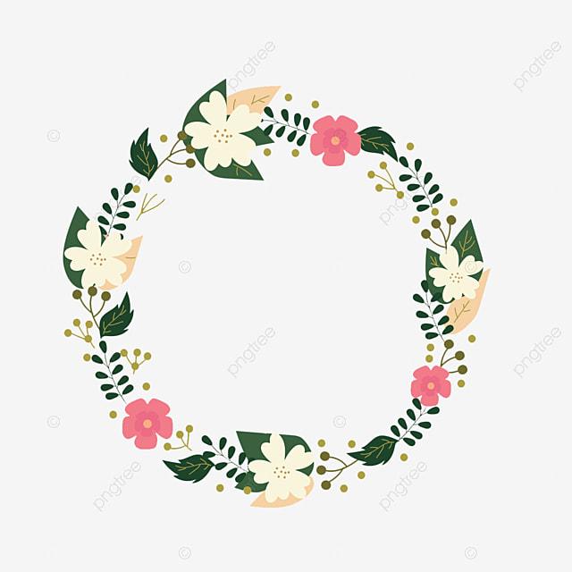 Flower Frame Png Flor Branca Arquivo PNG E PSD Para