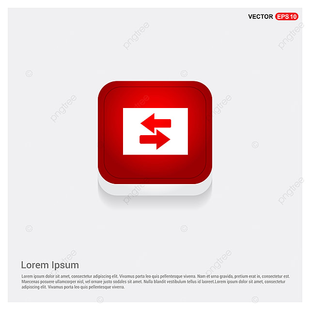 2 Side Arrow Icon Side Arrow Vector Png And Vector For Free Download
