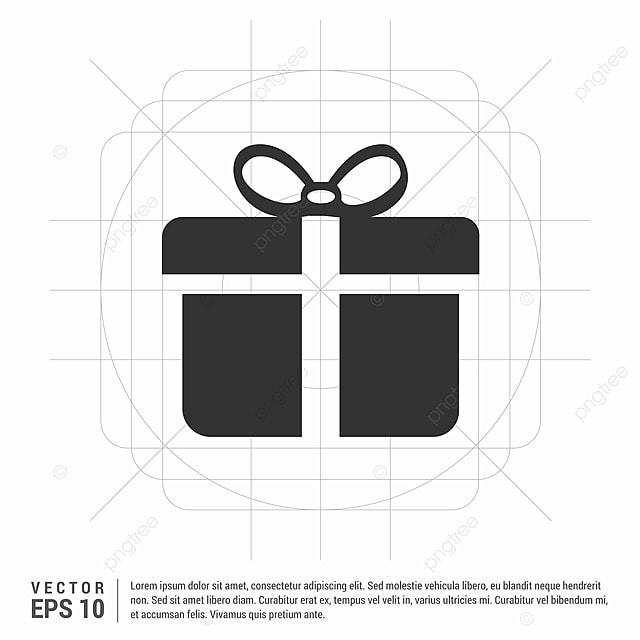 Christmas Gift Box Icon Christmas Icons Box Icons Gift Icons Png And Vector With Transparent Background For Free Download
