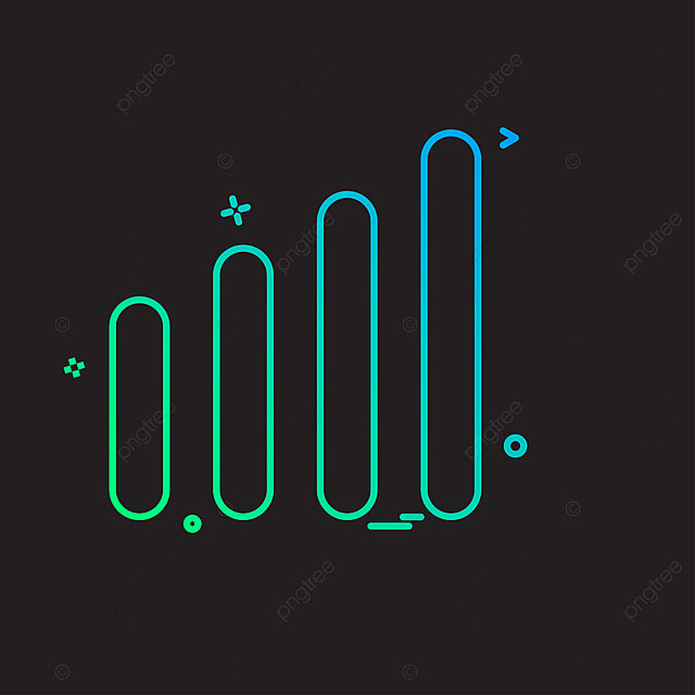 graph icon design vector graph design icon png and vector for