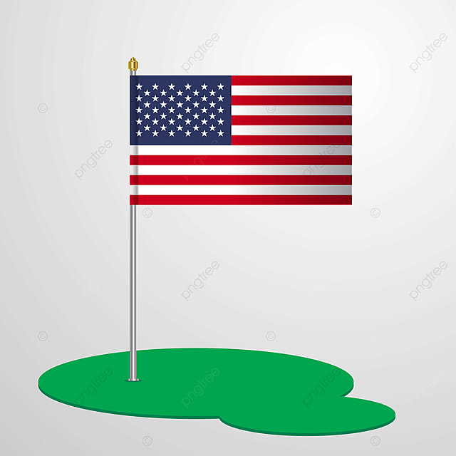 united states of america flag pole 4 4th background png and