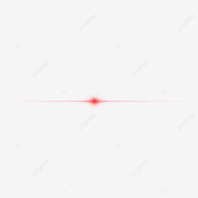 Lens flare red. Streak light hd effect