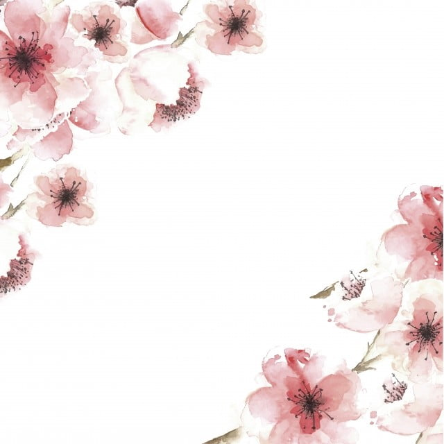 Floral Border, Floral, Border, Transparent PNG And Vector