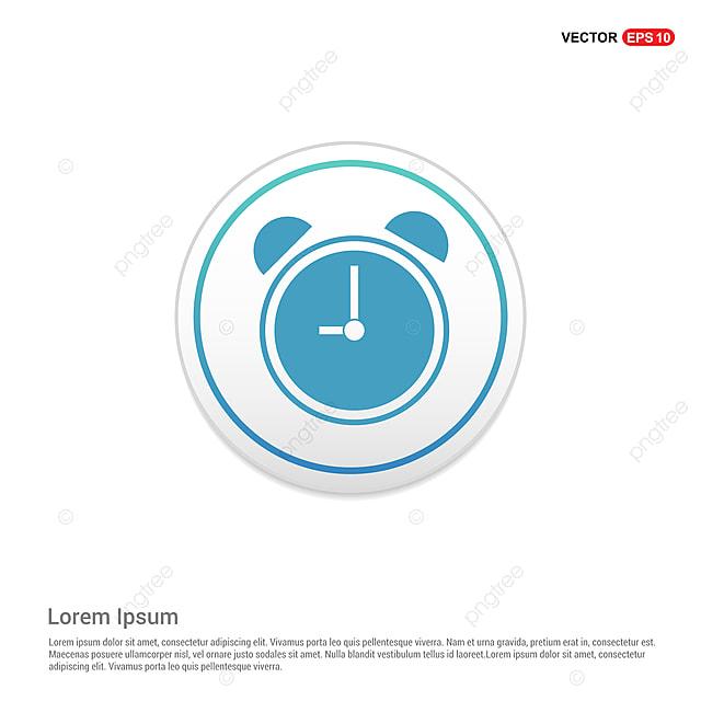 a381ce2f51c Relógio CuCo Círculo Branco Botão ícone Ave Círculo Relógio PNG e ...