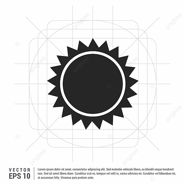 Sun Icon, Sun, Icon, Sunlight PNG and Vector for Free Download
