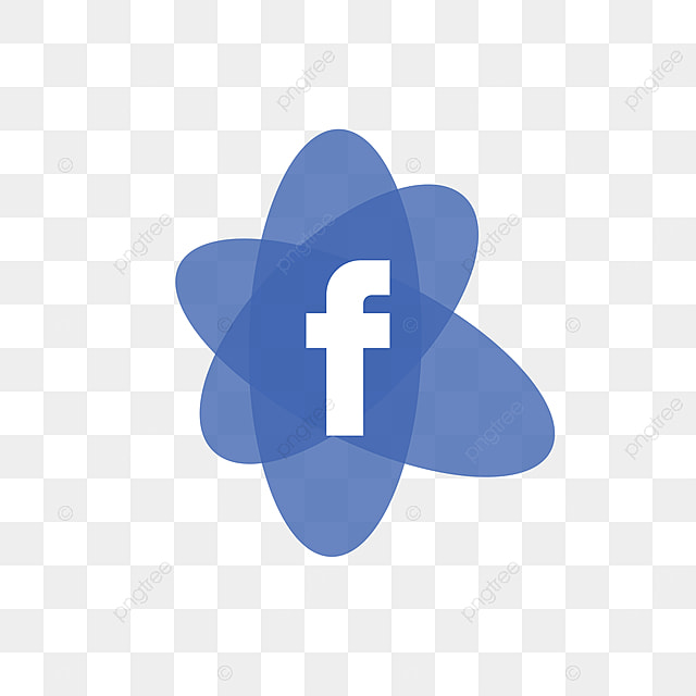 Facebook Social Media Icon Design Template Vector Fb Facebook Logo