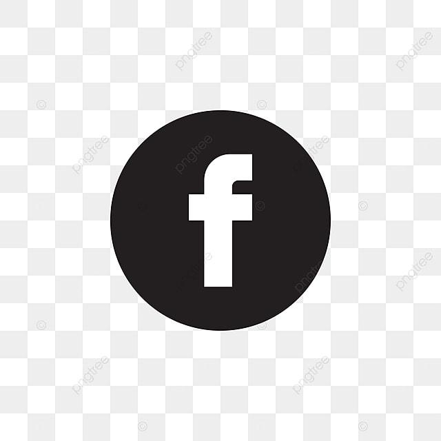 facebook social media icon design template vector  app