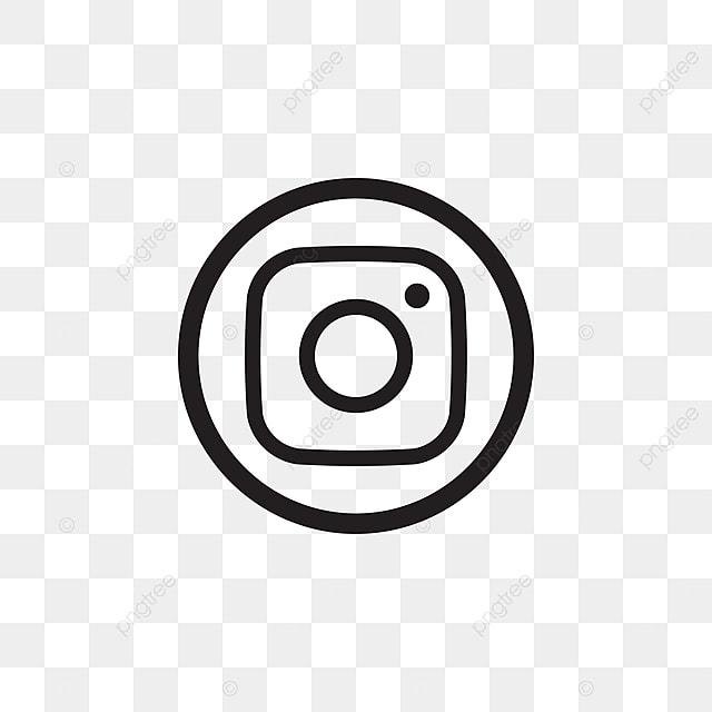 Instagram Vektor Ikon Desain Media Sosial Template Ikon Instagram Ikon Sosial Ikon Media Png Dan Vektor Dengan Latar Belakang Transparan Untuk Unduh Gratis