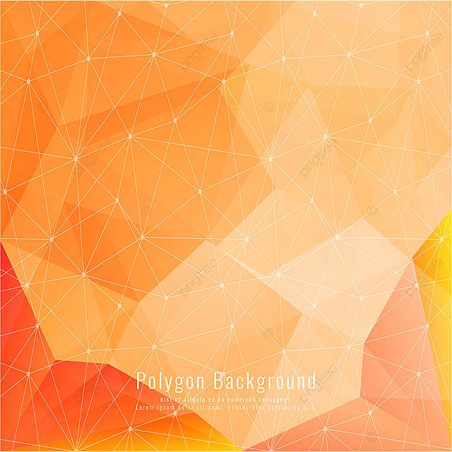 Sfondi arancioni vettoriali